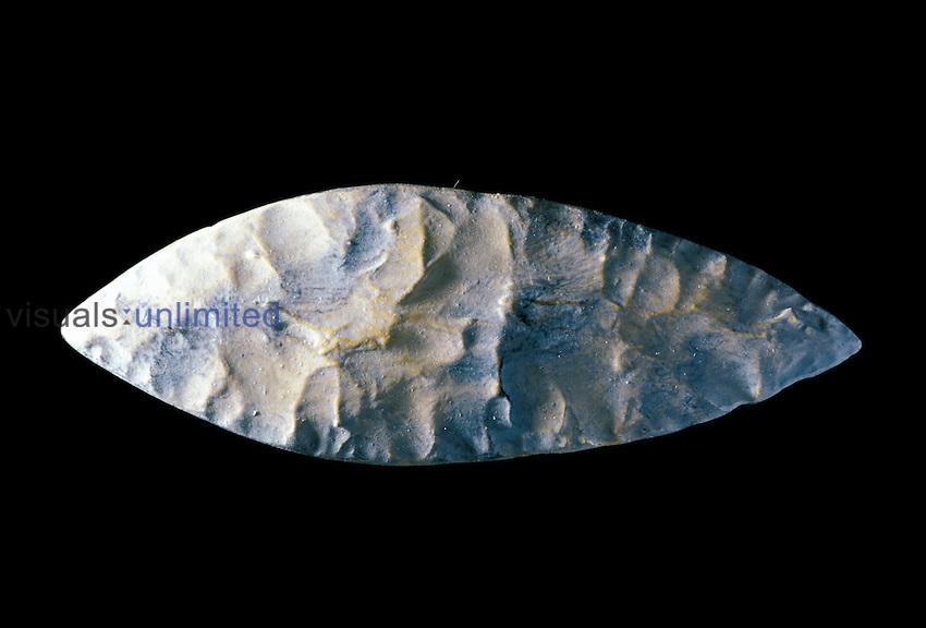 Laurel Leaf Point, Solutrean, 20,000 B.P.