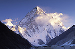 Great Karakoram Range, K2 Peak, 28,250 Fe