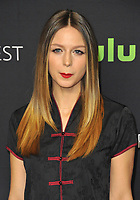 www.acepixs.com<br /> <br /> March 18 2017, LA<br /> <br /> Melissa Benoist arriving at the Paley Center For Media's 34th Annual PaleyFest Los Angeles - The CW's Heroes and Aliens - on March 18, 2017 in Hollywood, California<br /> <br /> By Line: Peter West/ACE Pictures<br /> <br /> <br /> ACE Pictures Inc<br /> Tel: 6467670430<br /> Email: info@acepixs.com<br /> www.acepixs.com