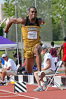 Jeremy Lampley Big 12 Triple Jump