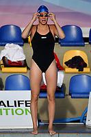 Caarolina Marcialis Rapallo Pallanuoto <br /> Catania 09/05/2019 Piscina Plaia  <br /> Campionato Italiano Final Six Unipolsai <br /> Pallanuoto Donne <br /> Warm Up - Training <br /> Foto Andrea Staccioli/Deepbluemedia/Insidefoto