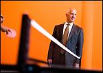 Nederland, De Meern, 25-09-2007 - Portret van Theo Verheij directeur Albron .  (voor CWI Arbeidsmarktjournaal) ...FOTO en COPYRIGHT : Gerard Til, Utrecht