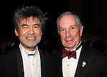 Asia Society Honors David Henry Hwang & John C. Whitehead 1/11/12
