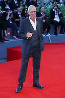 Gabriele Salvatores attends the red carpet for the Kineo Award, during the 72nd Venice Film Festival at the Palazzo Del Cinema in Venice, Italy, September 6, 2015.<br /> UPDATE IMAGES PRESS/Stephen Richie