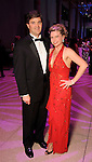 Julie and Anders Gibson at the Big Bang Ball at the Houston Museum of Natural Science Saturday March  04,2017. (Dave Rossman Photo)