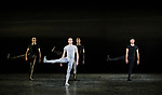 English National Ballet. Song of the Earth.<br /> Tamara Rojo;<br /> Joseph Caley;<br /> Fernando Carratal&aacute; Coloma;<br /> James Streeter;<br /> Francisco Bosch;