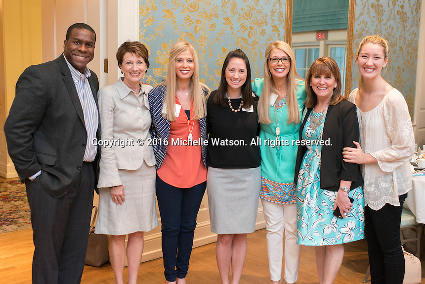 Mission of Yahweh Miracle of the Mission breakfast reception at the Junior League of Houston
