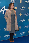 London, UK. 19 January 2016. Choreographer Arlene Phillips. Celebrities arrive on the red carpet for the London premiere of Amaluna, the latest show of Cirque du Soleil, at the Royal Albert Hall.