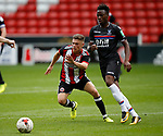 Regan Slater of Sheffield Utd during the Professional Development U23 match at Bramall Lane, Sheffield. Picture date 4th September 2017. Picture credit should read: Simon Bellis/Sportimage