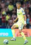 Getafe CF's Faycal Fajr during La Liga match. August 18,2019. (ALTERPHOTOS/Acero)