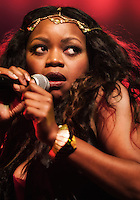 Ruby Amanfu at Voodoo Fest 2013 in New Orleans, LA on Day 3.