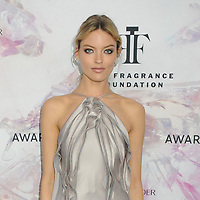 05 June 2019 - New York, New York - Martha Hunt. 2019 Fragrance Foundation Awards held at the David H. Koch Theater at Lincoln Center. Photo Credit: LJ Fotos/AdMedia
