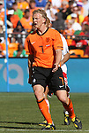 14 JUN 2010: Dirk Kuyt (NED). The Netherlands National Team defeated the Denmark National Team 2-0 at Soccer City Stadium in Johannesburg, South Africa in a 2010 FIFA World Cup Group E match.