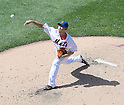Daisuke Matsuzaka (Mets),<br /> MAY 11, 2014 - MLB : Daisuke Matsuzaka of the New York Mets pitches against the Philadelphia Phillies during the Major League Baseball game at Citi Field in Flushing, NY, USA.<br /> (Photo by AFLO)