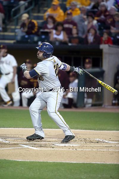 Mitchell Kranson - 2016 California Golden Bears (Bill Mitchell)