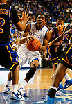 Brandon Knight drives to the net in the first half of the UK's win over Coppin State at Rupp Arena on Dec. 28, 2010. Photo by Britney McIntosh | Staff