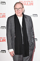 "writer, Ian Martin<br /> arriving for the premiere of ""The Death of Stalin"" at the Curzon Chelsea, London<br /> <br /> <br /> ©Ash Knotek  D3338  17/10/2017"