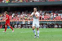 São Paulo (SP), 15/12/2019 - Futebol-Legendscup - Falcão do São Paulo. Partida entre as lendas de São Paulo e Bayern no estádio do Morumbi, em São Paulo (SP), domingo (15).