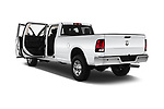 Car images close up view of a 2018 Ram Ram 2500 Pickup Tradesman 4wd Crew Cab LWB 4 Door Pick Up doors