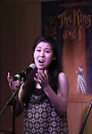 Ruthie Ann Miles from the revival of Rodgers and Hammerstein's 'The King and I'  celebrate the musical's new Broadway cast recording with a concert and CD signing at Barnes & Noble east 86th street on June 11, 2015 in New York City.