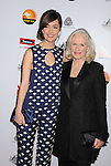 LOS ANGELES, CA - JANUARY 12: Rose Byrne and Glenn Close attend the 2013 G'Day USA Black Tie Gala at JW Marriott Los Angeles at L.A. LIVE on January 12, 2013 in Los Angeles, California.