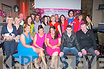 50 & FAB-UL-OUS: Veronica Lawlor, Caherann, Tralee (seated centre) had a great time celebrating her 50th birthday in Kirby's Brogue, last Friday night surrounded by many family and friends.
