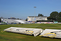 General view of the ground looking towards the Travelodge hotel ahead of Derbyshire CCC vs Essex CCC, Specsavers County Championship Division 2 Cricket at the 3aaa County Cricket Ground on 15th August 2016