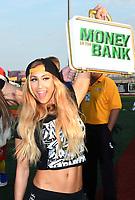 WWE Superstars Visit MCU PArk