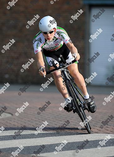 2013-07-05 / Wielrennen / seizoen 2013 / Timo Van Canegem<br /><br />Foto: Mpics.be