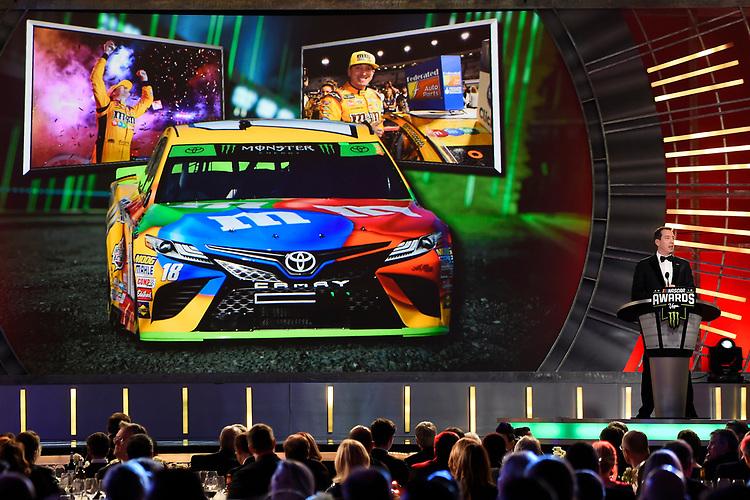 #18: Kyle Busch, Joe Gibbs Racing, Toyota Camry