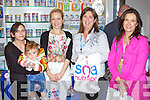 Pictured at the CH Chemist Bump to Baby event on Wednesday were from left: Yvonne Lonergan, Brooke O'Connor, Jennifer Saint John, Carol Scott and Delores Parker and
