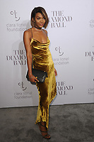 www.acepixs.com<br /> September 14, 2017  New York City<br /> <br /> Elisa Johnson attending Rihanna's 3rd Annual Clara Lionel Foundation Diamond Ball on September 14, 2017 in New York City.<br /> <br /> Credit: Kristin Callahan/ACE Pictures<br /> <br /> <br /> Tel: 646 769 0430<br /> Email: info@acepixs.com