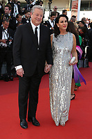AL GORE ELISABETH KEADLE<br /> 70th Anniversary Event - The 70th Annual Cannes Film Festival at Palais des Festivals on May 23, 2017 in Cannes, France