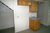 1993 June 03..Assisted Housing..Moton Circle..PROGRESS.INTERIOR OF PANTRY...NEG#.NRHA#..