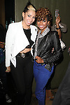 "Bridget Kelly Miss Myki Attend BET's Music Matters ""Best of 2012"" Holiday Showcase At S.O.Bs, NY   12/11/12"