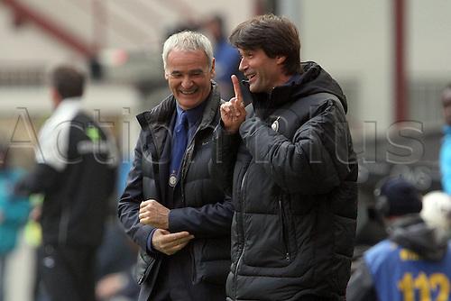 23 10 2011  Claudio Ranieri coach of Inter Milan Milan, Italy.  Stadio san Siro Football Calcio Series A 2011-12 Inter vs Chievo  . Mandatory Credit: Actionplus