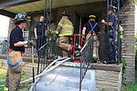 Structure Fire E132