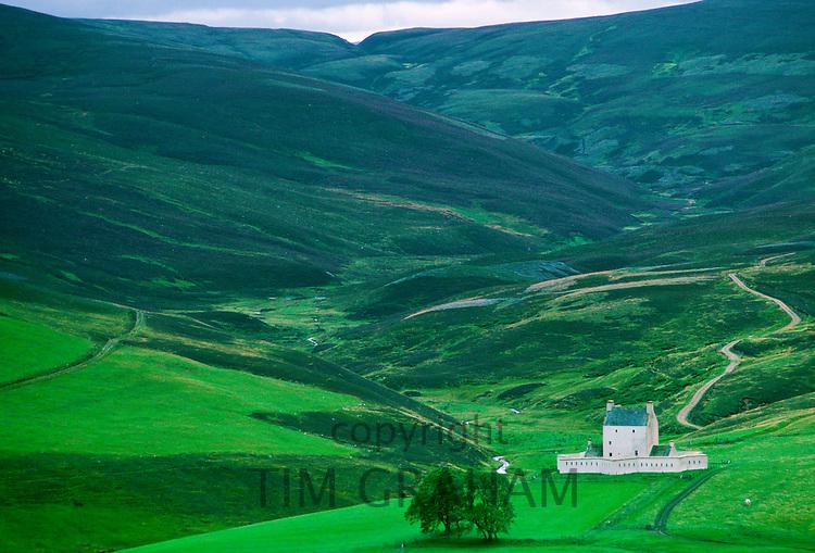 Corgarff Castle, Aberdeenshire, Scotland, United Kingdom