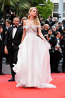 Daphne Groeneveld attends the screening of 'Blackkklansman' during the 71st annual Cannes Film Festival at Palais des Festivals on May 14, 2018 in Cannes, France. <br /> CAP/GOL<br /> &copy;GOL/Capital Pictures
