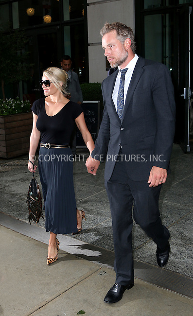 ACEPIXS.COM<br /> <br /> October 1 2014, New York City<br /> <br /> Jessica Simpson and Eric Johnson leave a downtown hotel on October 1 2014 in New York City<br /> <br /> By Line: Zelig Shaul/ACE Pictures<br /> <br /> ACE Pictures, Inc.<br /> www.acepixs.com<br /> Email: info@acepixs.com<br /> Tel: 646 769 0430