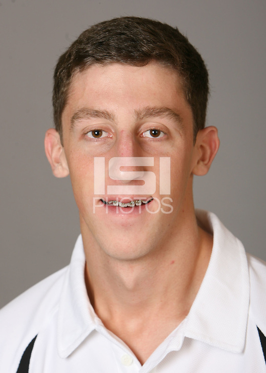 STANFORD, CA - NOVEMBER 12:  Charley Henrikson of the Stanford Cardinal men's volleyball team poses for a headshot on November 12, 2008 in Stanford, California.