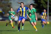 170514 Knockout Cup Women's Football - Kapiti Coast United v Victoria University