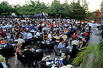 September 12, 2009:  Kenny G concert atmosphere at the 'Rhythm on the Vine' charity dinner concert to benefit Shriners Children Hospital held at  the South Coast Winery in Temecula, California..Photo by Frank Picard/Milestone Photo