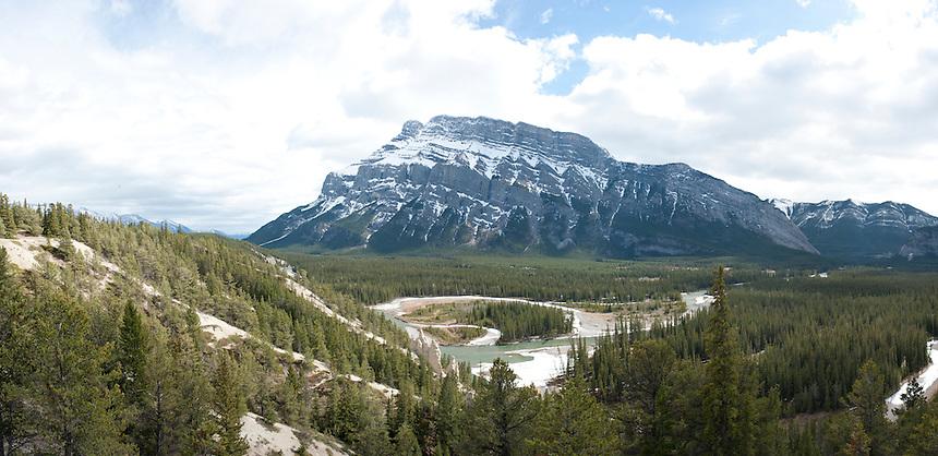 Rockies, Alberta, Canada.