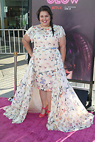 """HOLLYWOOD, CA June 21- Britney Young, At Premiere Of Netflix's """"GLOW"""" at The ArcLight Cinemas Cinerama Dome, California on June 21, 2017. Credit: Faye Sadou/MediaPunch"""