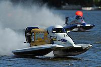 Kris Shepard, (#46) and #18 (SST-120 class)