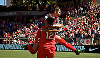 Portland Thorns FC vs Washington Spirit, September 2, 2017