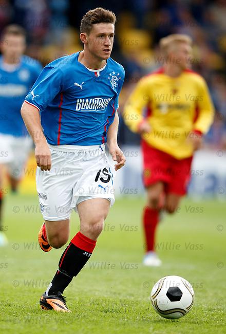 Fraser Aird, Rangers