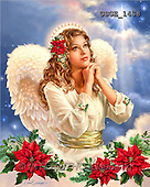 Dona Gelsinger, CHRISTMAS CHILDREN, paintings+++++,USGE1438,#xk# angels,