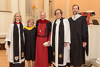 Evensong and Presentation of Honorary Degrees 2016 | Berkeley Divinity School